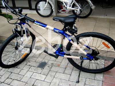 Jual Sepeda United Monza XC72 BTN 100% Baru | Sepeda|Harga