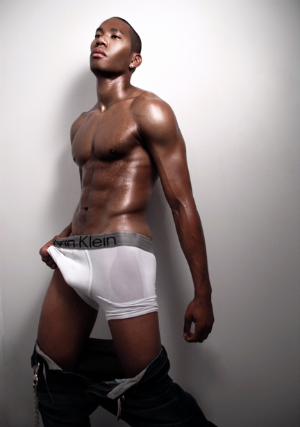 Hotly Black Guys In Sexy Panties  Fashion Of Mens -6304