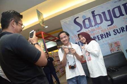 Nissa Sabyan Didatangi Fans Fanatik Nasrani