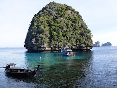 Bahía de Lo Sama Bay, Tailandia, La vuelta al mundo de Asun y Ricardo, vuelta al mundo, round the world, mundoporlibre.com