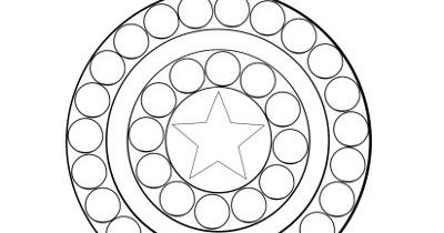 Palmer Practicality: Captain America Shield Do a Dot