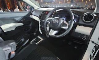 Ảnh nội thất Toyota Rush