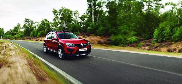 Renault lanza la serie limitada Sandero Stepway Volcom