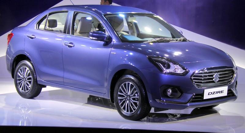 2018 Maruti Suzuki Dzire Launches In India