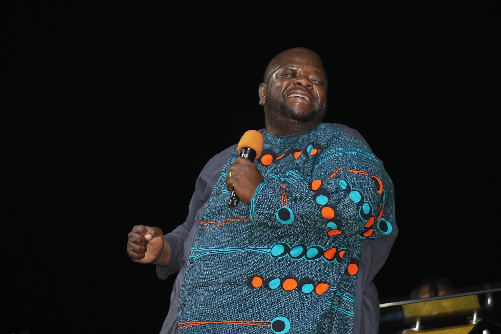 Pastor G (real name Stanley Gwanzura)