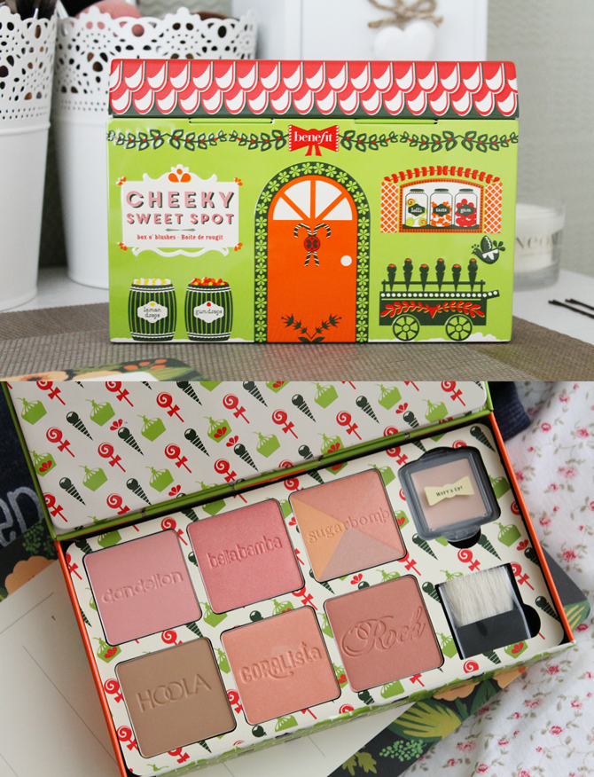 Cheeky Sweet Spot Kit - Benefit