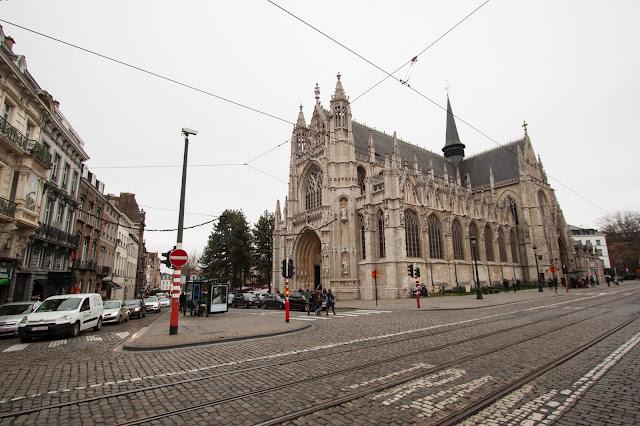 Eglise de Notre Dame des victoire-Bruxelles