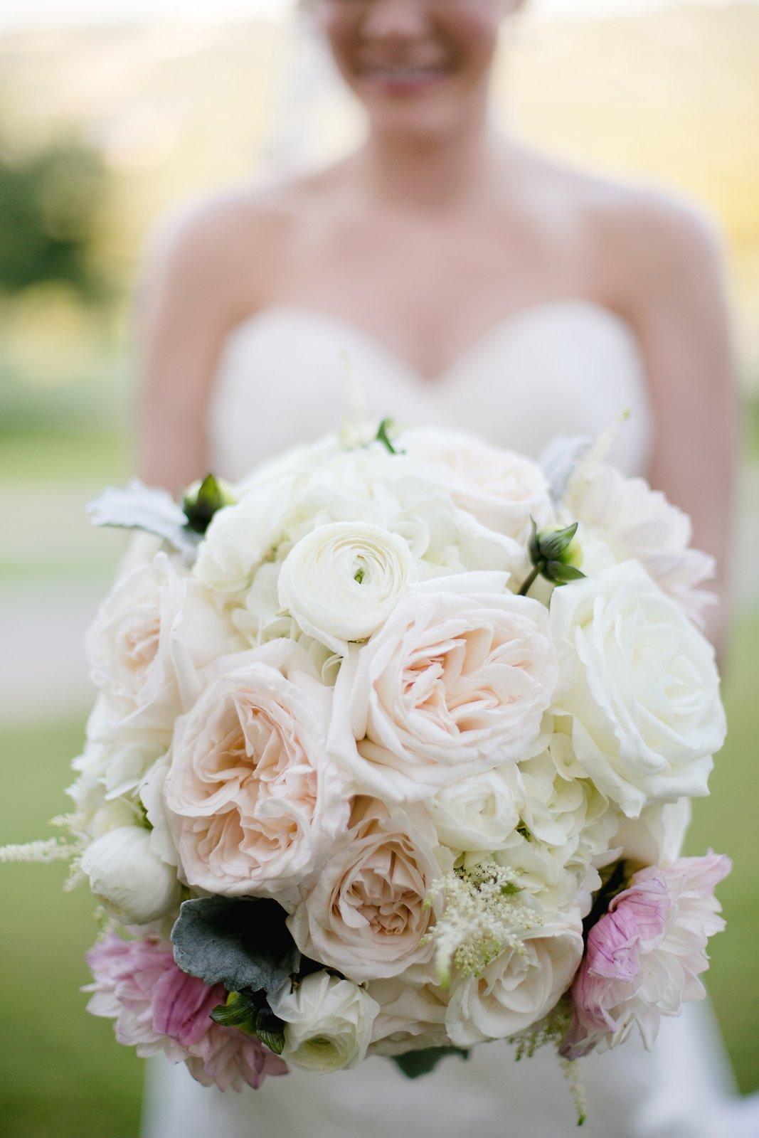 Friday Photo Spotlight: Soft, Sweet, Romantic Bridal Bouquet | Bouquets Of  Austin