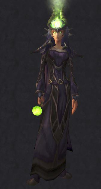 Escapist Scrawl Maleficent Transmog
