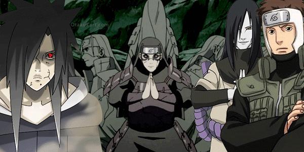 10 Pengguna Jurus Kayu Dalam Naruto!!!