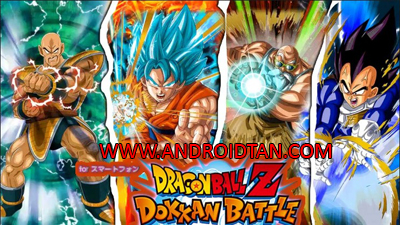 Dragon Ball Z Dokkan Battle Mod Apk v3.1.2 God Mode Terbaru 2017