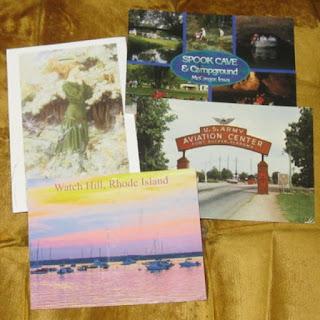 Postcards 7-20-2016