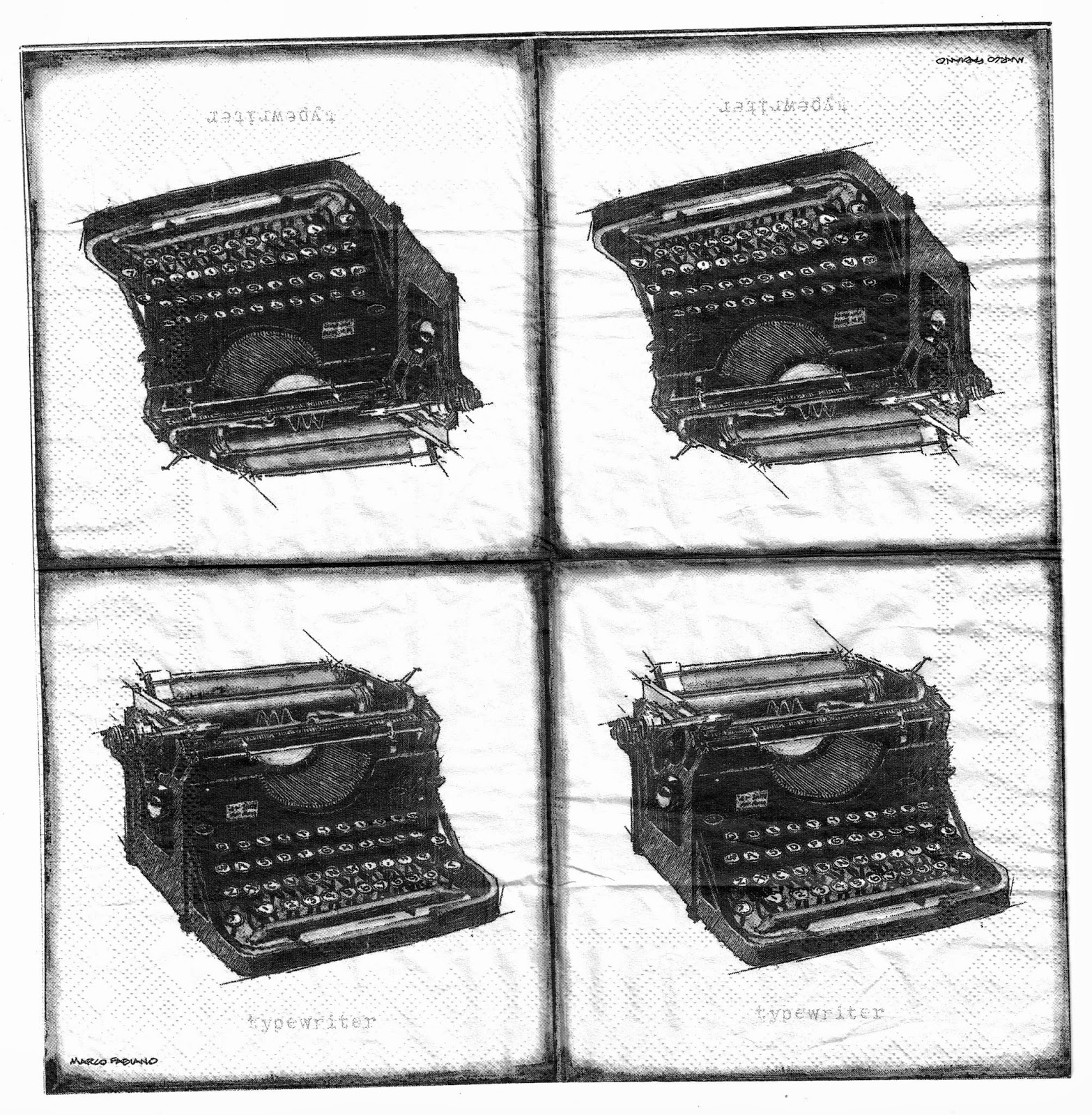 oz.Typewriter: Odyssey to Ohio: The Greatest Typewriter