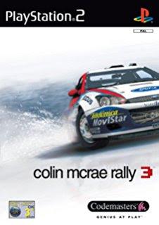 Colin McRae Rally 3 ps2