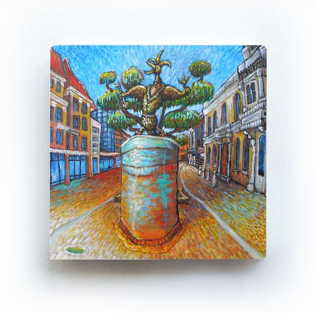 Tullepetaon Roosendaal Like Van Gogh