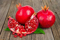 Pomegranate Benefits For Beauty