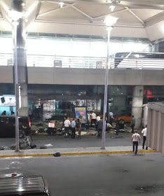 ISIS responsible for gunfire at Ataturk Intl. airport in Istanbul, killing over 30 people