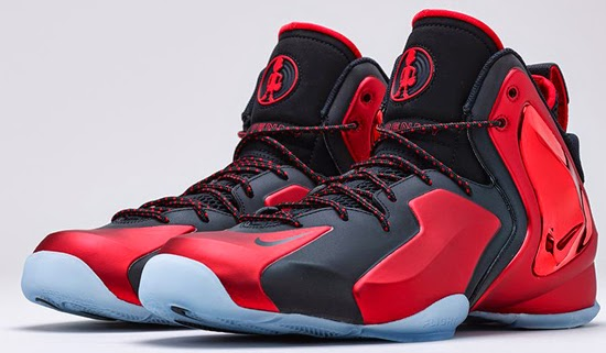 innovative design db0ba 1952e ... three colorways of the Nike Lil  Penny Posite dropped alongside each  other last month. Now, we are ready for the first solo release of the ...