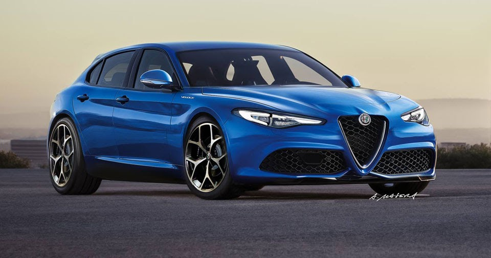 alfa romeo giulia veloce could be the perfect shooting brake. Black Bedroom Furniture Sets. Home Design Ideas