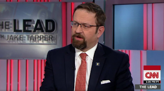 Sebastian Gorka Resigns From Trump Administration