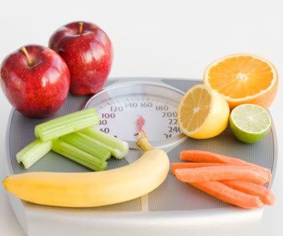 Porciones adecuadas calorías