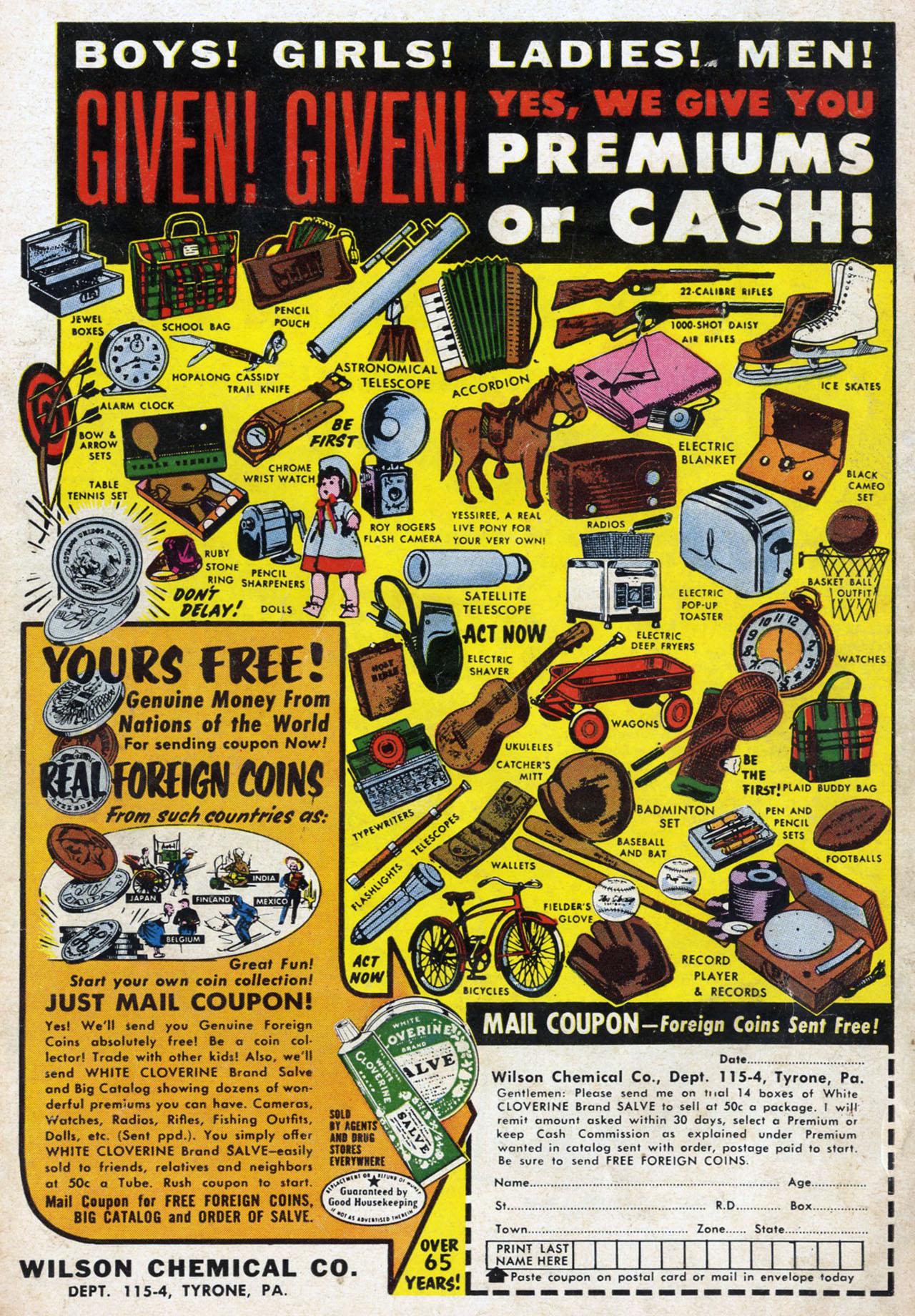 Read online Detective Comics (1937) comic -  Issue #268 - 36