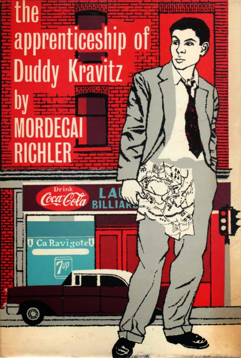 duddy kravitz character The apprenticeship of duddy kravitz: part 2, chapter 10  it allows for ambiguity of duddy's character and his potential to be the gentleman on page 188, lennie.