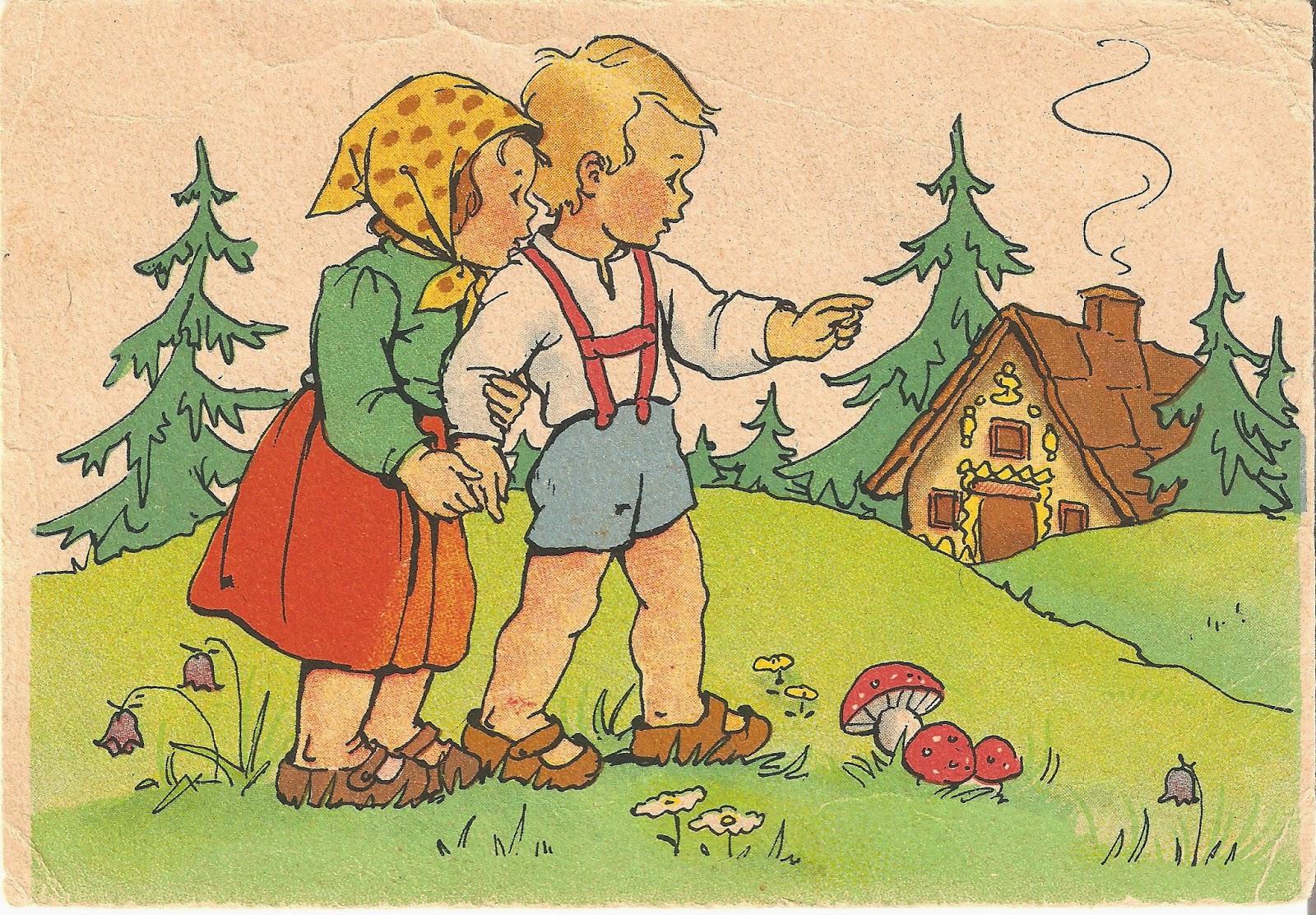 Hannu Ja Kerttu Satu
