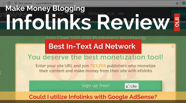 Infolinks Review: Make Money Blogging In Text Advertising