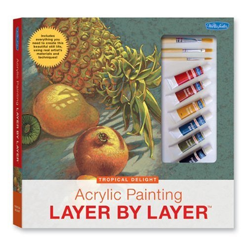 Acrylic Painting Techniques - How to Master the Medium of Our Age by Stephen Quiller