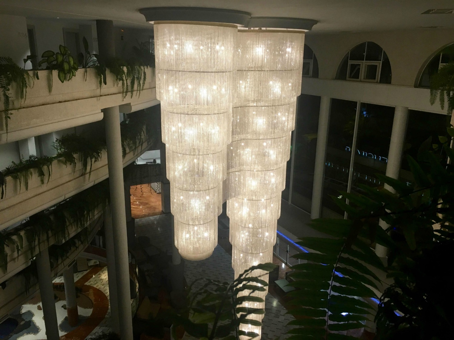 tenerife-los-cristianos-hotel-interior-lighting