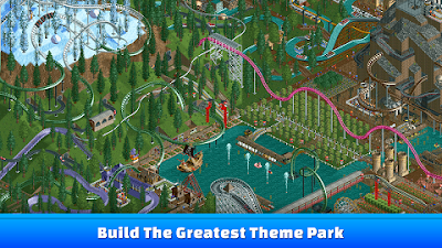 download cheat roller coaster tycoon apk