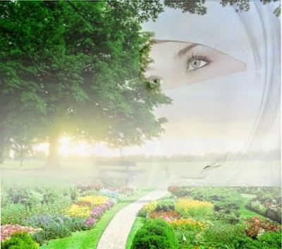 Nama Bidadari Paling Cantik di Surga dan Gambarannya