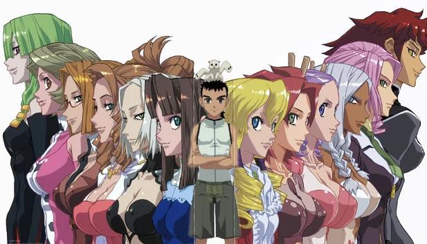 Isekai no Seikishi Monogatari Daftar Anime Isekai Terbaik ( Tokoh Utama Masuk Dunia Lain )