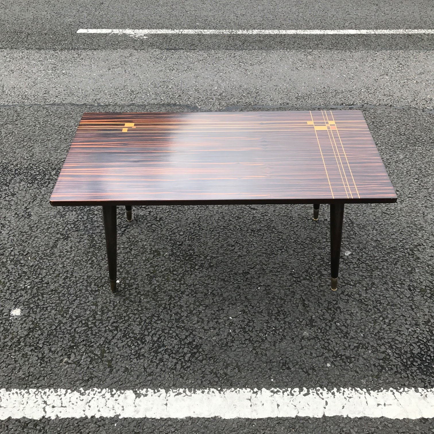 Scott Campbell: Swedish Coffee Table 1950u0027s
