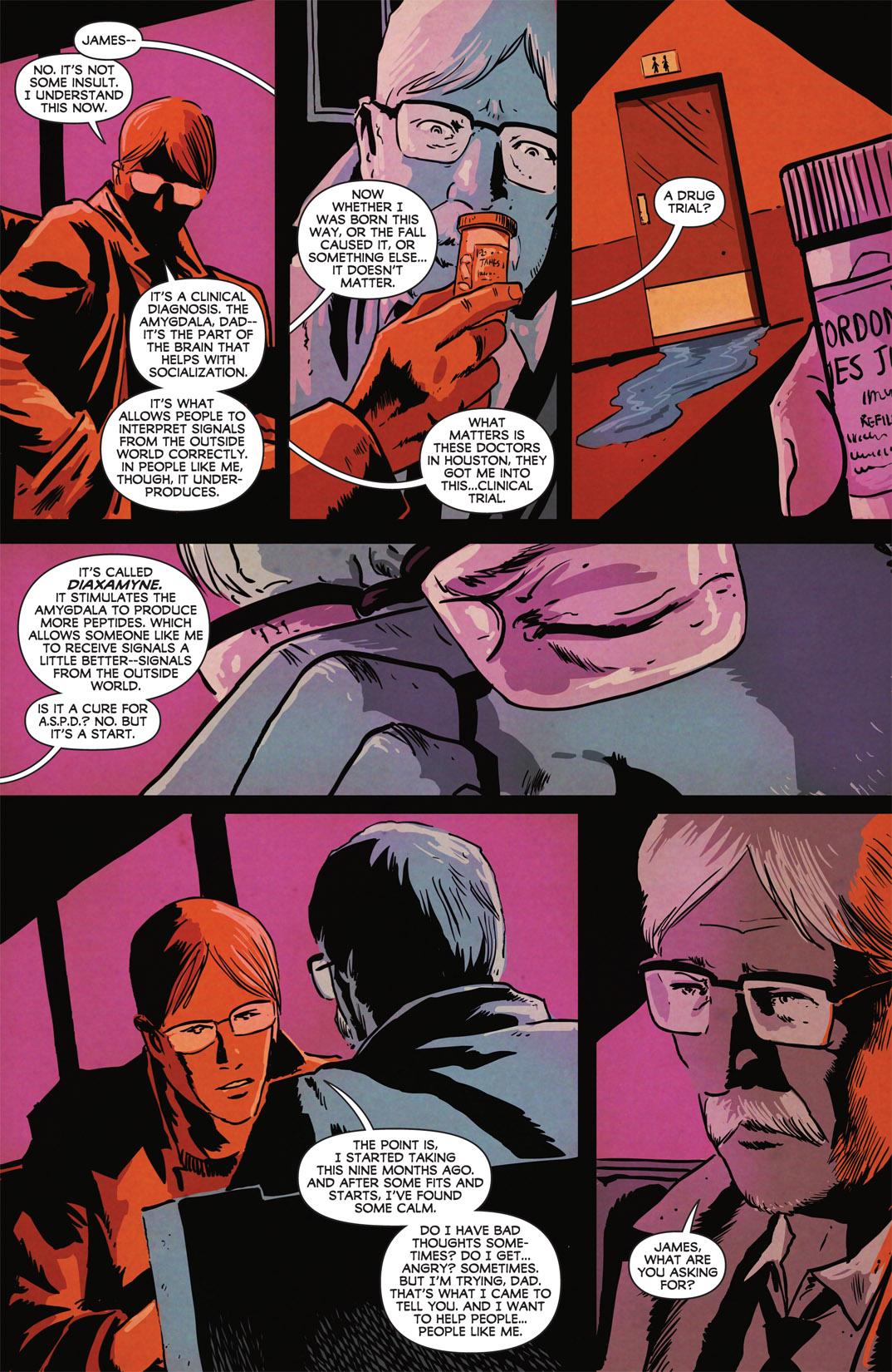 Detective Comics (1937) 874 Page 7