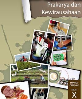 Materi Pelajaran Prakarya Dan Kewirausahaan Sma Ma Smk Mak Kelas X Kurikulum 2013 Semester 1 Lengkap Dadang Jsn
