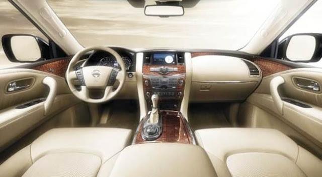 Nissan Patrol 2018 Facelift