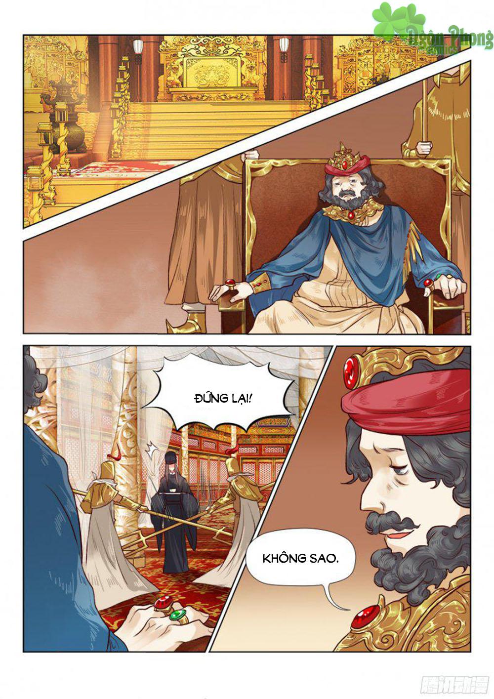 Luôn Có Yêu Quái Chapter 61