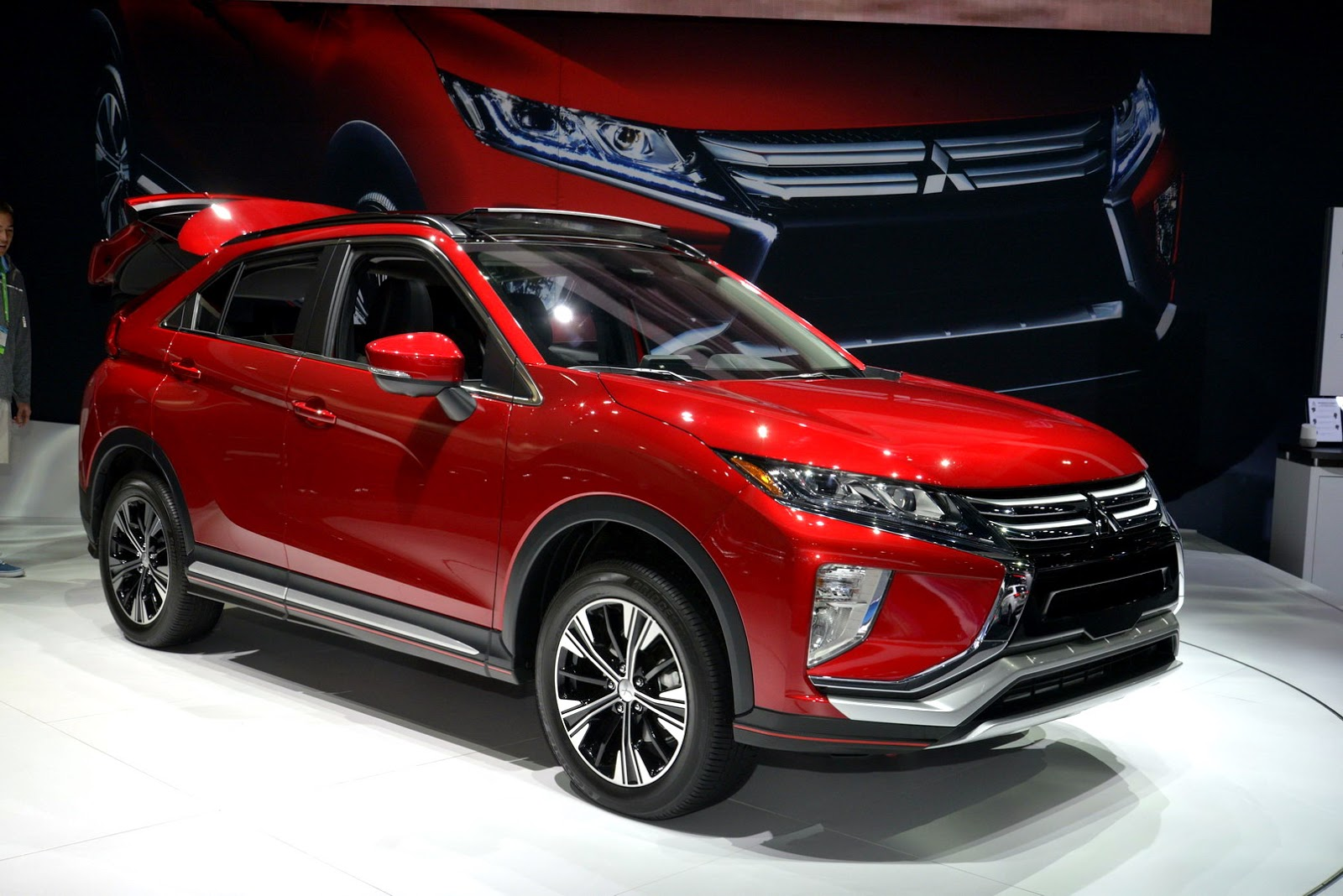 Mercedes Roadside Assistance >> New Mitsubishi Eclipse Cross Lands In LA With A $23,295 Price Tag | Carscoops