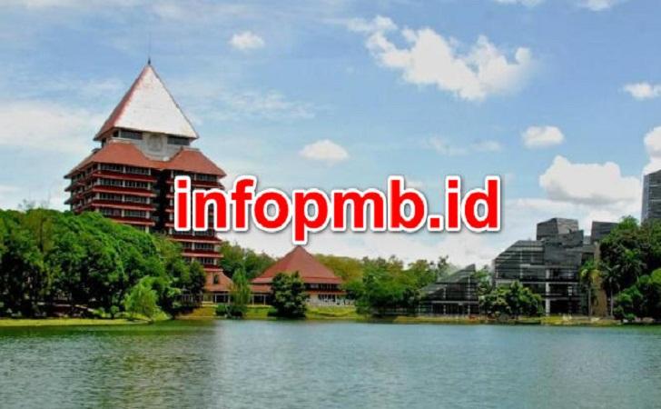 Jadwal Penerimaan Mahasiswa Baru (UI) Universitas Indonesia