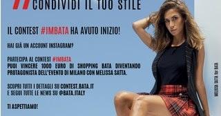 Partecipa a #imbata e vinci 1000€ di shopping Bata