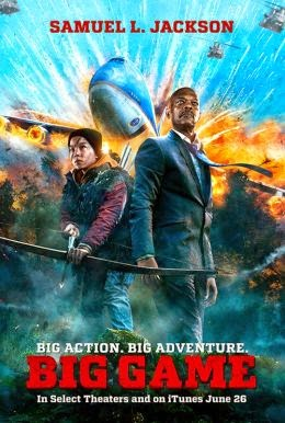 Big Game (2015) Dual Audio Full Movie