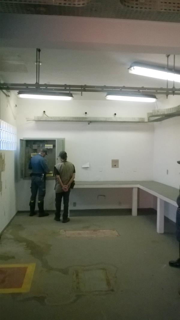 Sala deverá ser usada para reuniões, treinamentos, recebimento de pessoas e muito mais. Foto: CBFV-SP