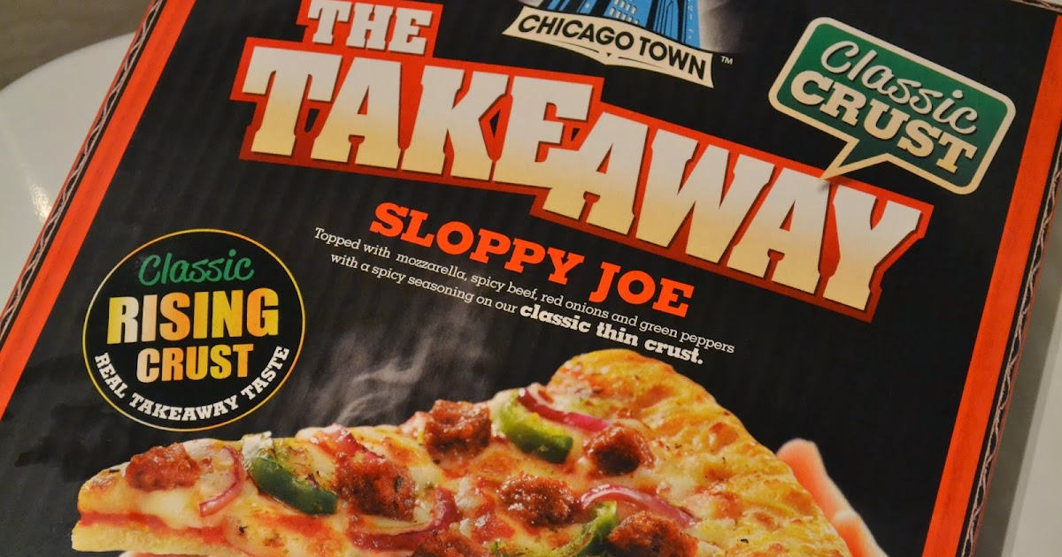 Chicago Town Takeaway Style Pizza Girl Up North