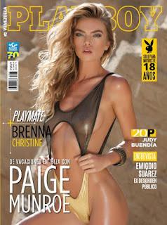 Playboy Venezuela – Agosto 2017