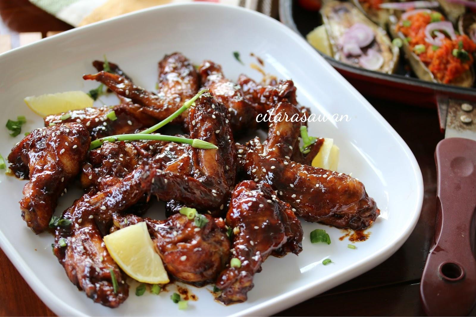 resipi ayam terbaik citarasawan blog kakwan Resepi Ikan Bakar Arab Enak dan Mudah