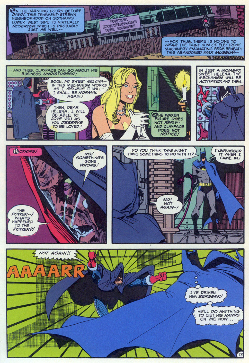Read online Shadow of the Batman comic -  Issue #5 - 33