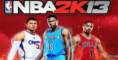 NBA 2K13 Apk + Data OBB Full Download Android