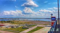 Lausitzer Seenland 100 Marathon Landschaft 2017